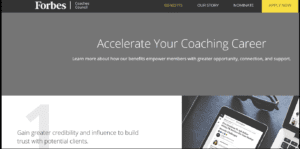 Forbes Coaches Council & ROI
